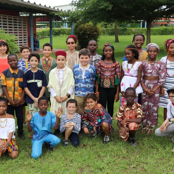 Première édition de la semaine des langues et des cultures à l'école Jacques Prévert d'Abidjan